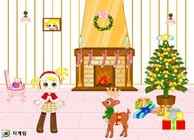 Decorate-the-house-for-christmas